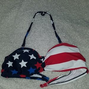 Stars & Stripes Swimsuit Top